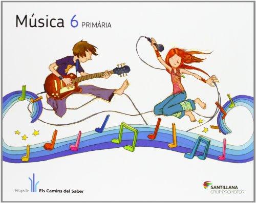 9788479189334: MUSICA 6 PRIMARIA - 9788479189334