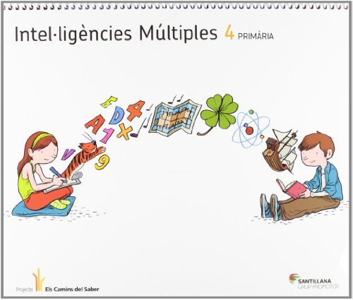 9788479189877: QUADERN INTEL-LIGENCIES MULTIPLES 4 PRIMARIA