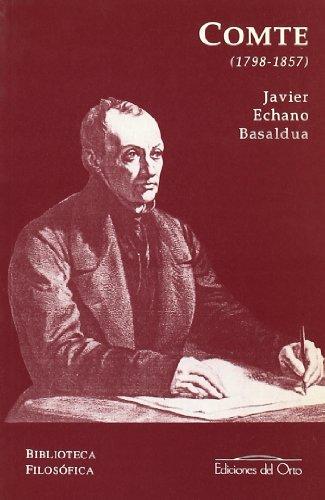 Augusto Comte (1798-1857) (Paperback): Javier de .