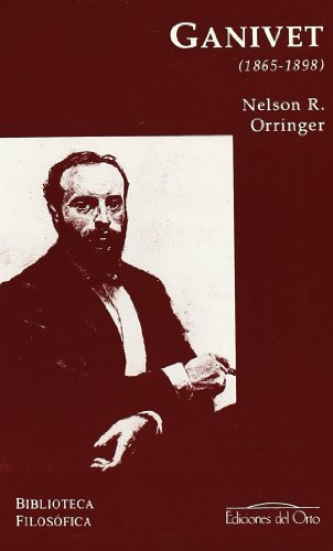 9788479231606: Ángel Ganivet (1865-1898) : la intelignecia escindida