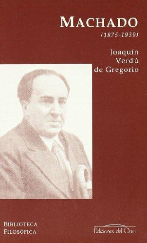 9788479231873: Antonio Machado : (1875-1939)