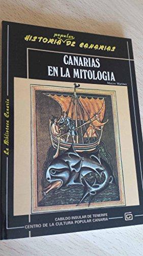9788479260828: Canarias en la mitología
