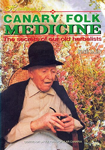 9788479261634: Handbook of Canary Folk Medicine