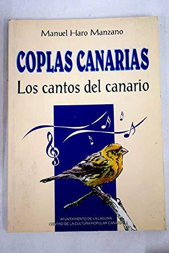 9788479262822: Coplas Canarias: Los Cantos del Canario