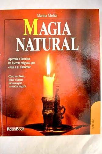 9788479270049: Magia natural