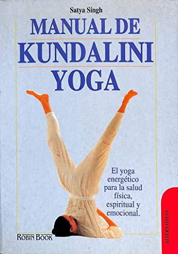 9788479271404: Manual de kundalini yoga