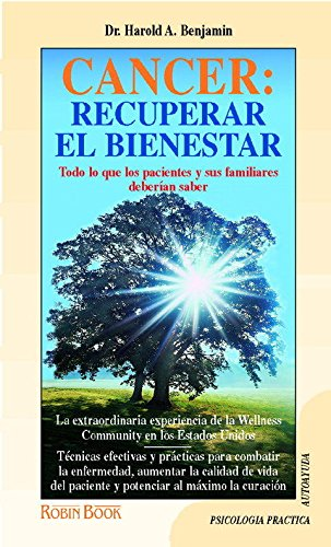 9788479272449: Cancer Recupere El Bienestar (Spanish Edition)