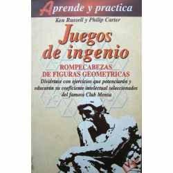 Juegos de Ingenio 1 (Spanish Edition) (9788479272777) by Philip Carter; Ken Russell
