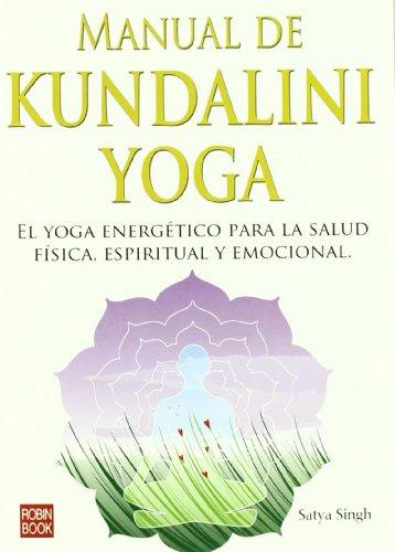 9788479276041: Manual de kundalini yoga