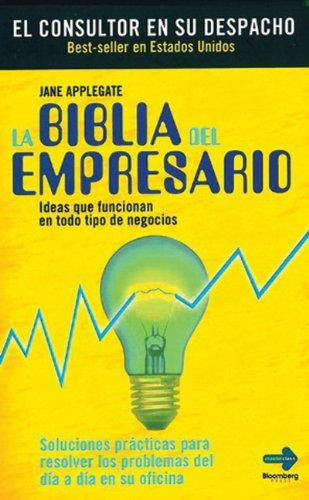 9788479276232: La Biblia del empresario