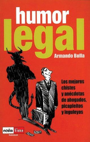 9788479278663: Humor legal