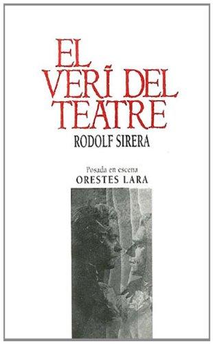 9788479351731: Verí del teatre, El (Teatre de Repertori)