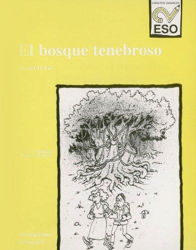 9788479353551: El bosque tenebroso
