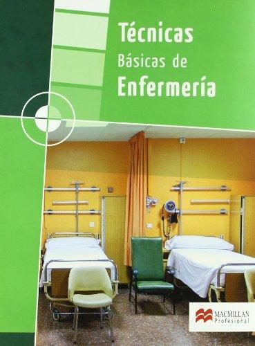 9788479421656: TECNICAS BASICAS DE ENFERMERIA, FORMACIÓN PROFESIONAL DE GRADO MEDIO