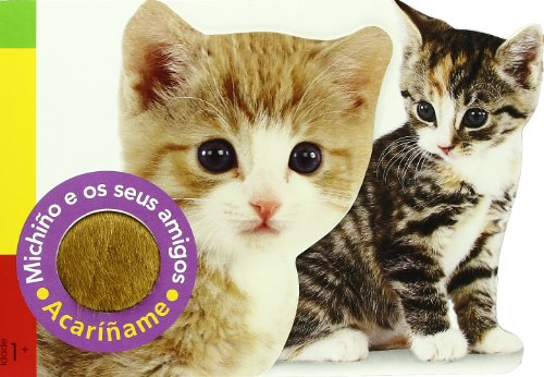 9788479423223: Michino e os seus amigos (Acaríñame)
