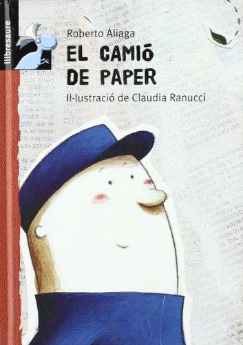 9788479423896: El camió de paper (Llibresaure)