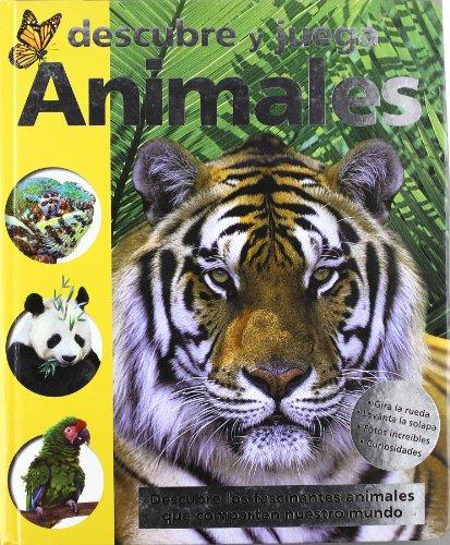 9788479425388: Animales (Descubre y juega)
