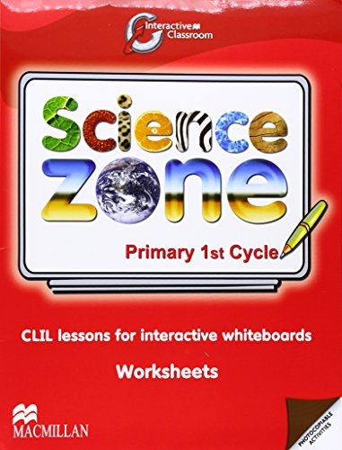 SCIENCE ZONE Primary 1st Cycle Pk