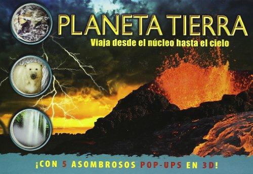 9788479426392: Planeta Tierra (Asombrosos 3D)
