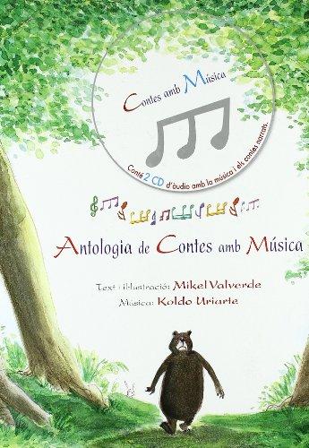 9788479426521: Antologia de contes amb música