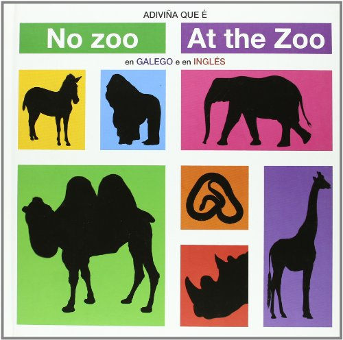 9788479426712: No zoo (Adiviña que é)
