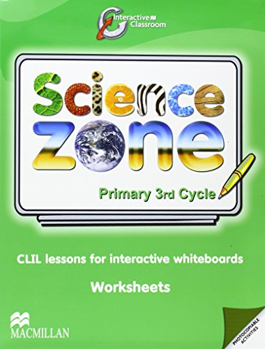 SCIENCE ZONE Primary 3er Cycle Pk
