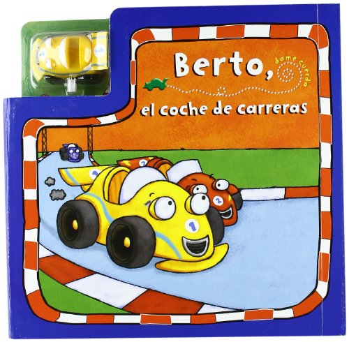 9788479427306: Berto, el coche de carreras