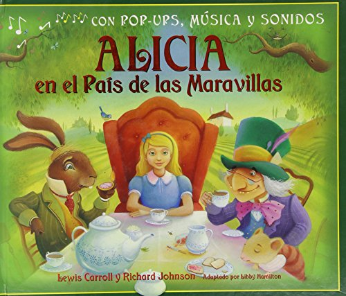 Alicia en el país de las maravillas (9788479427429) by [???]