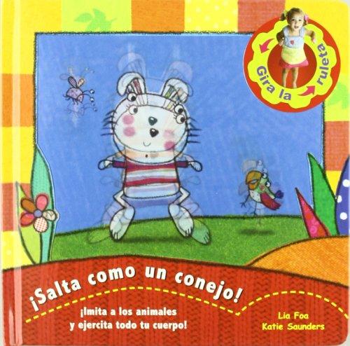 9788479428716: ¡Salta como un conejo! (TIC TAC)