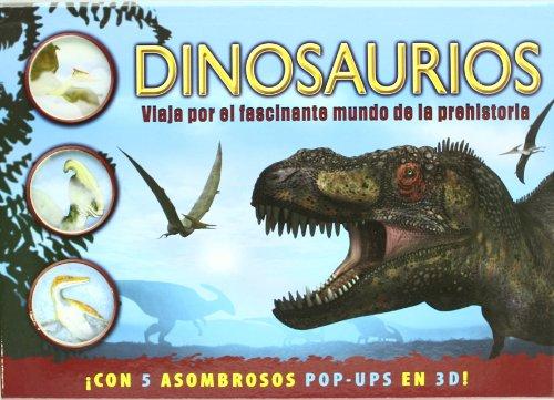 9788479428846: Dinosaurios (Asombrosos 3D)