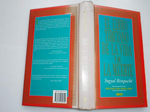 9788479530792: El Libro Tibetano De La Vida Y De La Muerte