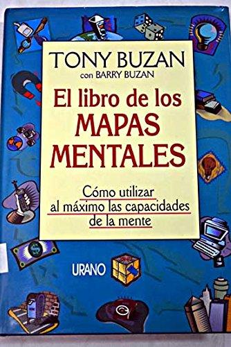 9788479531454: El libro de los mapas mentales (Crecimiento personal)