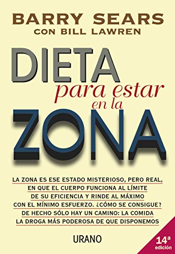 9788479531485: Dieta para estar en la zona (Spanish Edition)