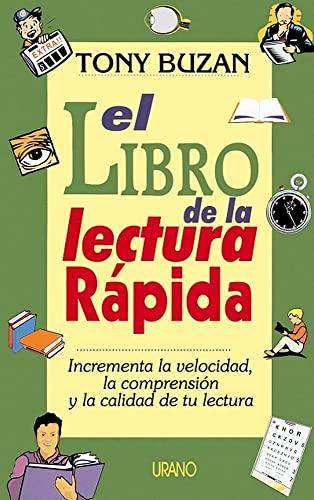 EL LIBRO DE LA LECTURA RAPIDA. INCREMENTA: BUZAN, Tony.