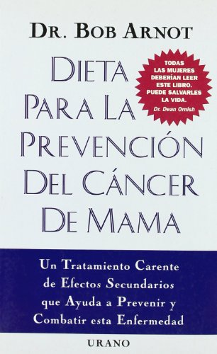 9788479533373: Dietas para la Prevencion del Cancer de Mama (Spanish Edition)