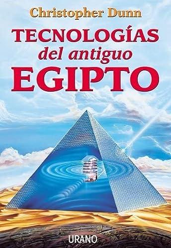 9788479533632: Tecnologías del antiguo egipto (Relatos)