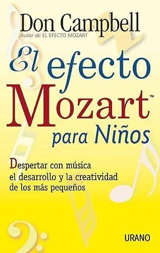 9788479534820: El Efecto Mozart Para Ninos (Spanish Edition)