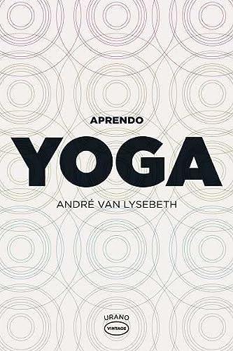 9788479537104: Aprendo yoga (Vintage)