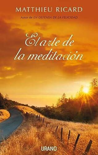 9788479537227: El arte de la meditacion/ The Art of Meditation: Por Que Meditar? Sobre Que? Como?