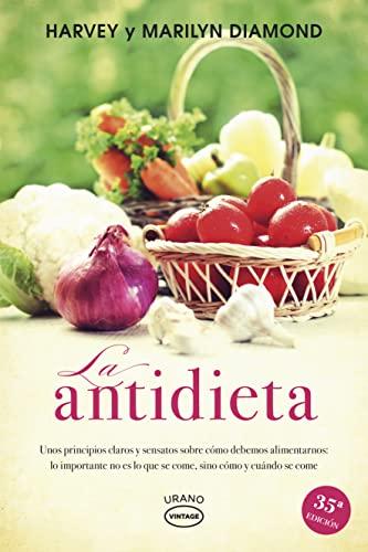 9788479538019: La antidieta (Vintage)