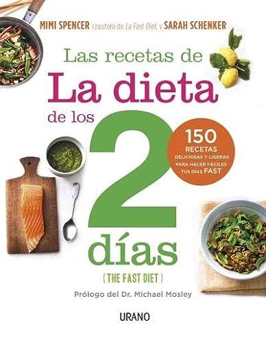 9788479538538: Recetas de la dieta de los dos dias (Spanish Edition)