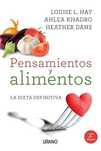 9788479539214: Pensamientos y alimentos: La dieta definitiva (Técnicas corporales)