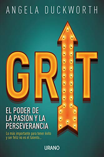 Grit (Spanish Edition): Angela Duckworth