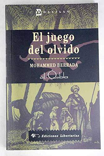 9788479544348: El juego del olvido (Bosillo) (Spanish Edition)