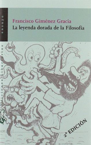La leyenda dorada de la filosofía: Giménez Gracia, Francisco
