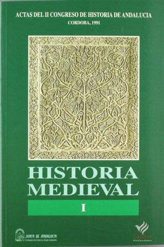 9788479590529: Actas II congreso hist.tomo 4historia medieval I