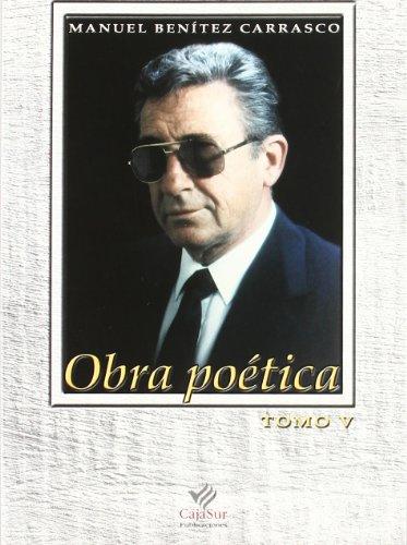 9788479594893: Obra poetica tomo V