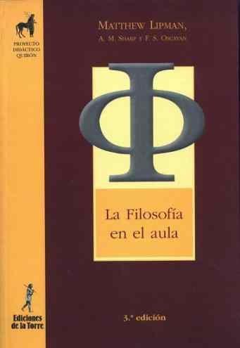 9788479600198: Filosofia En El Aula, La [Paperback] [Jan 01, 2011] Varios