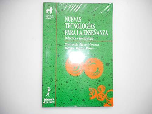 Nuevas tecnologías para la enseñanza: Manuel Marcos Porras;
