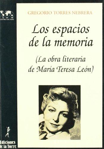 9788479601409: ESPACIOS DE LA MEMORIA LOS
